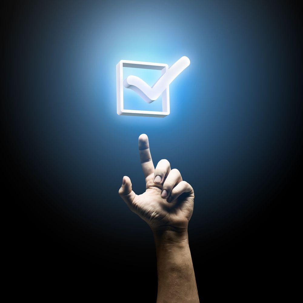 School Audit Checklist Blog - Hand Checklist