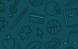 Optional School Fees Icon Background
