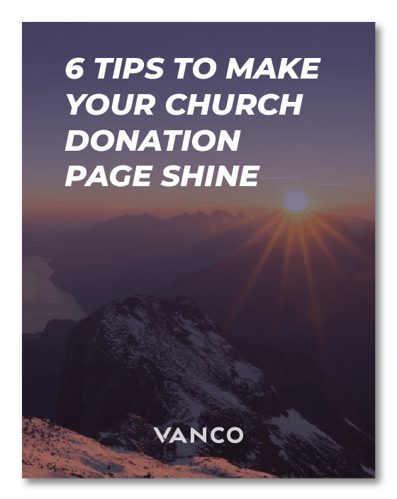 6 Tips To Make Your Donation Page Shine