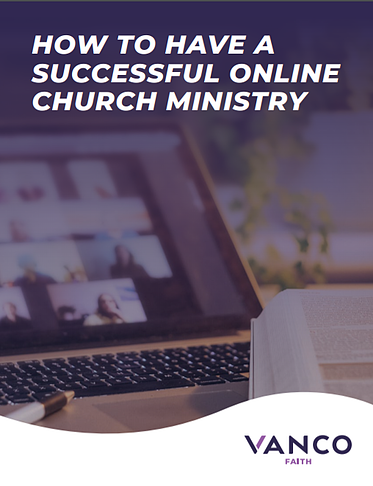 How to Have a Successful Online Church Ministry