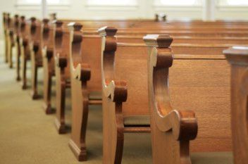 Pews Image- How to Grow Church Membership Blog