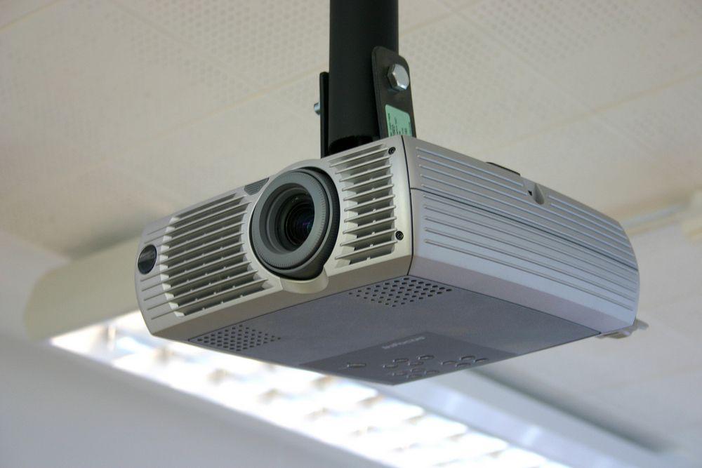 Church Video Projector - Church Announcement Guide