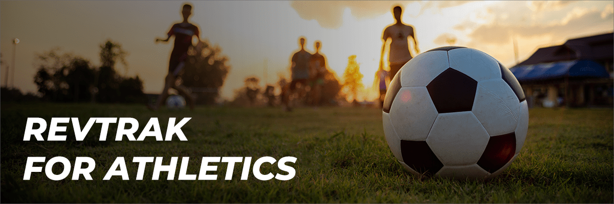 RevTrak for Athletics