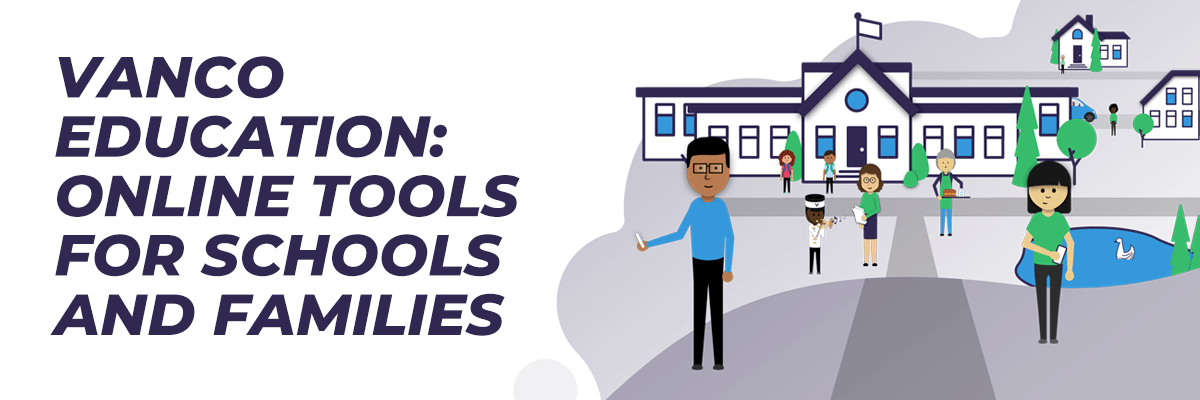 Vanco Education: Online Tools for Schools and Families