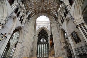 Interior Church - COVID 19 eGiving Blog