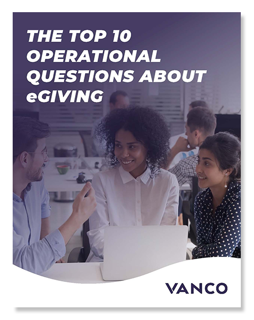 Top 10 Operational Questions About Church eGiving Guide