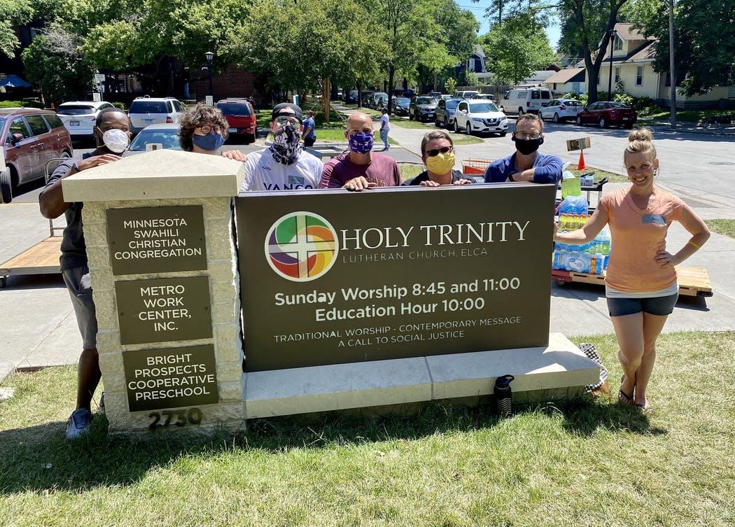 Vanco Trinity Church Event