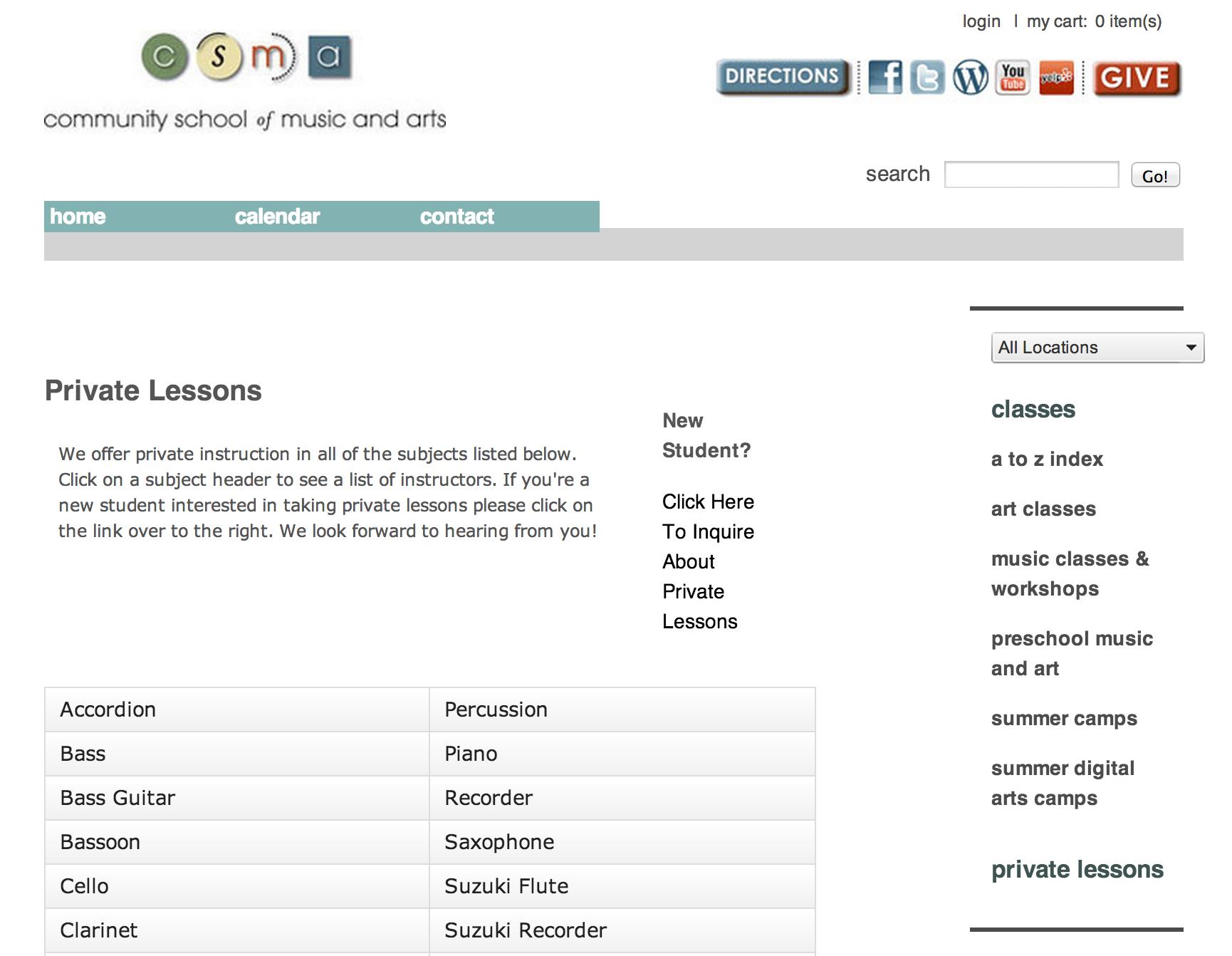Community Education Image for Blog