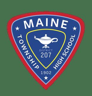 Maine Township School Logo - Case Study